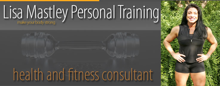 Lisa Mastley Personal Trainer Las Vegas, Texas